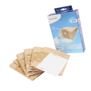 Electrolux Dust Bags - Pack of 5 Plus 1 Micro Filter