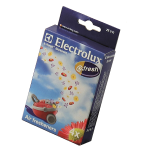 Electrolux ZE210 S-Fresh Blossom Air Freshener - Pack of 4