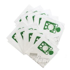 Numatic (NVM-3BH) Hepaflo Dust Bags - pack of 10