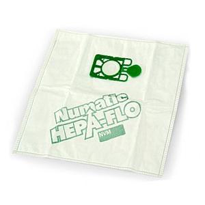 Numatic (NVM-6BH) 457mm Hepaflo Open Dust Bags - pack of 10
