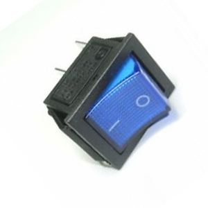 Numatic  Blue Rocker Switch