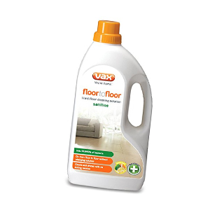 Vax Floor to Floor Sanitise 1.5 Litre